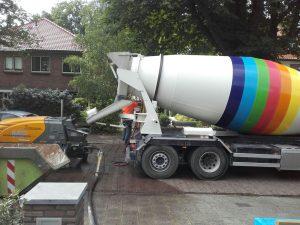 beton storten in zeeland