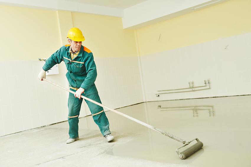 Betonvloer schilderen: welke verf en overige tips - Betondirekt