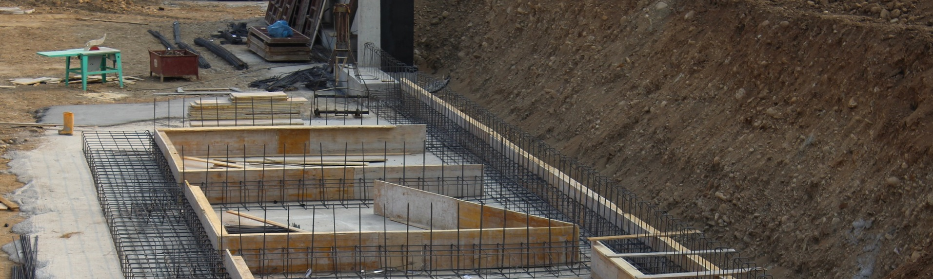 beton fundering