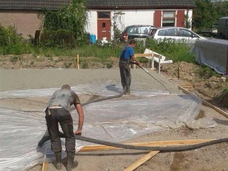 beton bestellen friesland