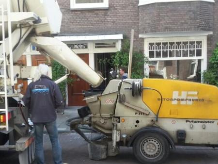 beton bestellen rotterdam