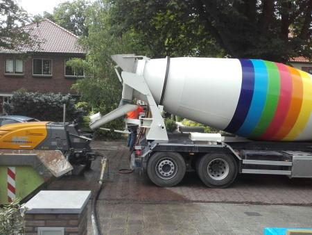 Beton storten Groningen